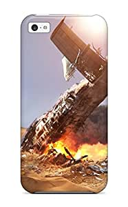 Iphone 5c Case Slim [ultra Fit] Uncharted 3 Drake's Deception Protective Case Cover 4538277K62296552