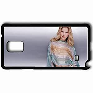 Personalized Samsung Note 4 Cell phone Case/Cover Skin Ali Larter Black
