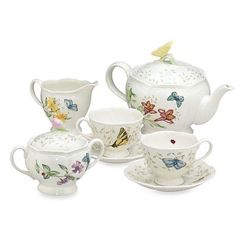 Lenox Butterfly Meadow 9-Piece Tea ()