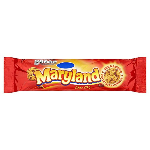 Maryland Chocolate Chip Cookies – 145g – Pack of 4 (145g x 4)