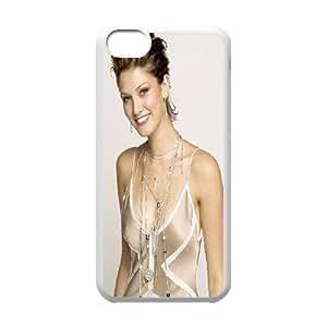 iPhone 5c Cell Phone Case White Delta Goodrem Sxfok