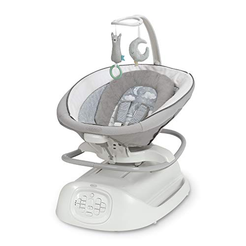 Graco Sense2Soothe Swing with Cry Detection Technology, Sailor