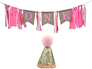 Sweepstakes: Baby 1st Birthday Decorations with ONE…