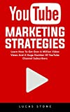 YouTube Marketing Strategies (FREE BONUS INCLUDED)Learn How To Get Over A Million Video Views And A Huge Number Of YouTube Channel Subscribers!YouTube is the second largest search engine in the world only second to Google.  With this power, y...