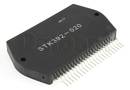 New Replacement Sanyo 3-CH CONVERGENCE CORRECTION MP STK392-020