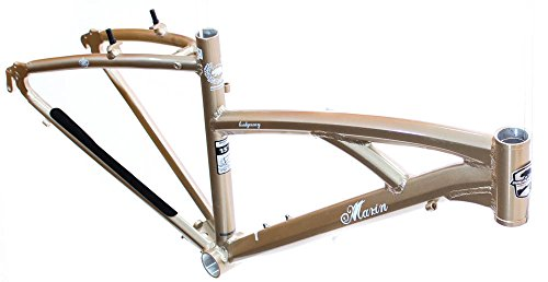 "15"" MARIN BRIDGEWAY Women's Hybrid City 700c Bike Frame Gold Alloy NOS NEW"