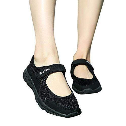 Compensee Casaul Des Mode Convient Saisons Plates Attaches Sonnena Mocassin Femmes En Bottes Chaussures Les Toutes Chaussures Métal Avec Noir Pour Femme Confortables La À fPAx0