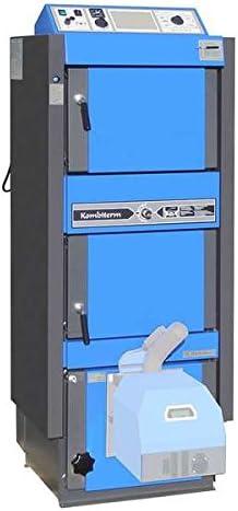 Caldera Mixta Atmos KC 25Sp Carbón & Pellet