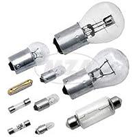 Juego bombillas incandescentes (Marca lámpara) 6V 15W luz