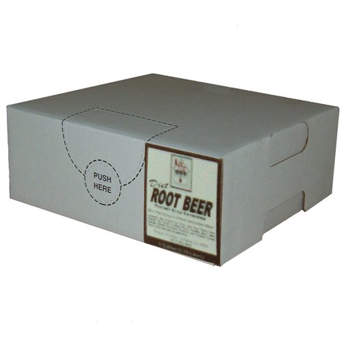 Thickers Root Beer - Diet Root Beer Syrup (1 gallon)