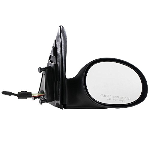 Pt Cruiser Right Door (Titanium Plus 2004-2009 Chrysler PT Cruiser Front,Right Passenger Side DOOR MIRROR)