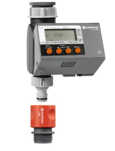 Gardena 1814 6-Cycle Electronic Water Timer/Computer