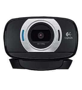 Logitech C615 - Webcam, negro