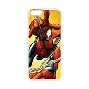 iPhone 6 4.7 Inch Cell Phone Case White Spider man D5L8BF