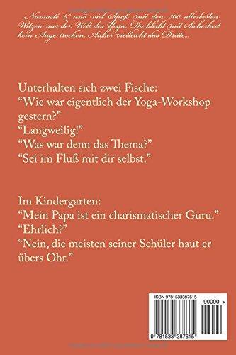 Die 300 allerbesten Yoga-Witze!: Amazon.de: Bernard Hallerbach: Bücher