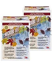 Microbe Lift 2 Pack of Pond Microbe-Lift Autumn/Winter Prep, 1-Quart Per Pack