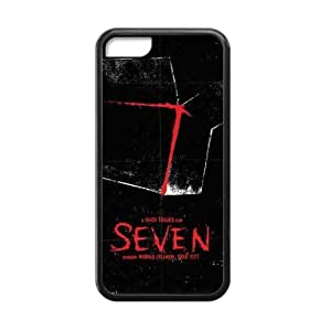 MMZ DIY PHONE CASESe7en Gluttony Greed Sloth Lust Pride Envy Wrath Custom Rubber iphone 6 4.7 inch Back Case Cover
