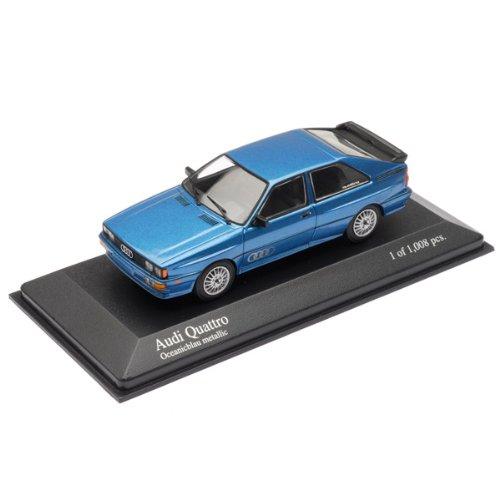 Minichamps Audi quattro 1981 - 1:43