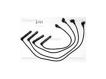 Triscan 8860 4147 Juego de cables de encendido