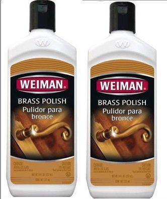 Weiman Brass Polish Pack