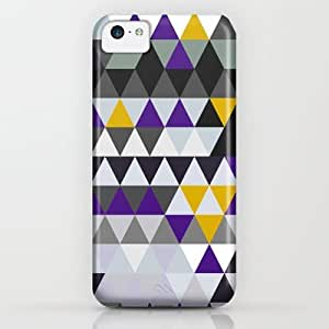 Society6 - Triangles No. 2 iPhone & iPod Case by House Of Jennifer