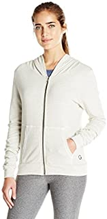 product image for good hYOUman Women's Toni Natural Zip Up Hoodie