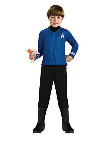 Star Trek into Darkness Deluxe Spock Costume, Medium -