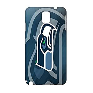 ANGLC Seattle Seahawks (3D)Phone Case for Samsung Galaxy note3