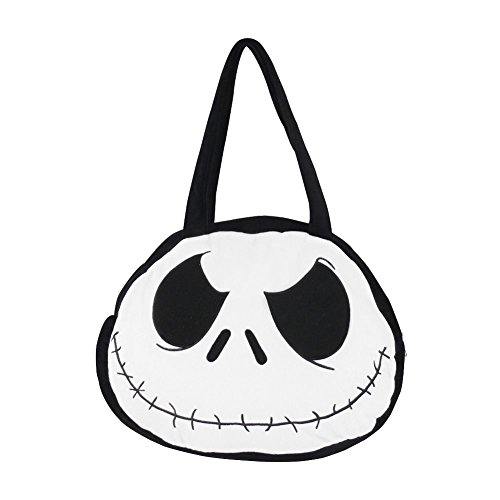Nightmare before Christmas, Borsa a spalla donna bianco bianco