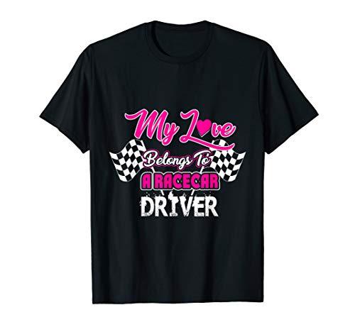 Race Car T Shirts-Stock Car Racing ()