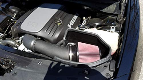 Fits Dodge Challenger 2011-2018 3.6L K/&N 63 Series Aircharger Cold Air Intake