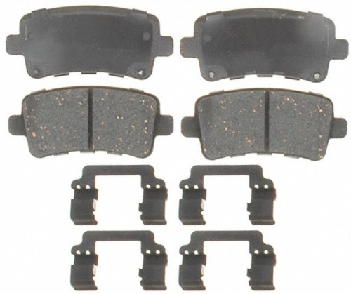 ACDelco 17D1430CH Professional Ceramic Rear Disc Brake Pad Set (Buick Regal Brake Disc)