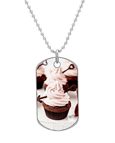 Cake Necklace Color2 Tag Topping Cupid Keychain Brownie Dog Arrow dnfzRd8q