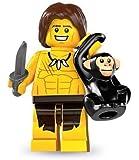 LEGO Figurines à Collectionner: Jungle Boy Mini-Figurine (Série 7)