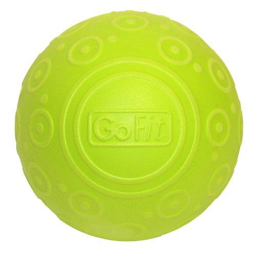 Bola de masaje de tejido profundo, 5 pulgadas por GoFit