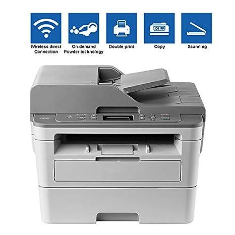 TANCEQI Impresora Multifunción Láser (Conexión Directa Inalámbrica ...