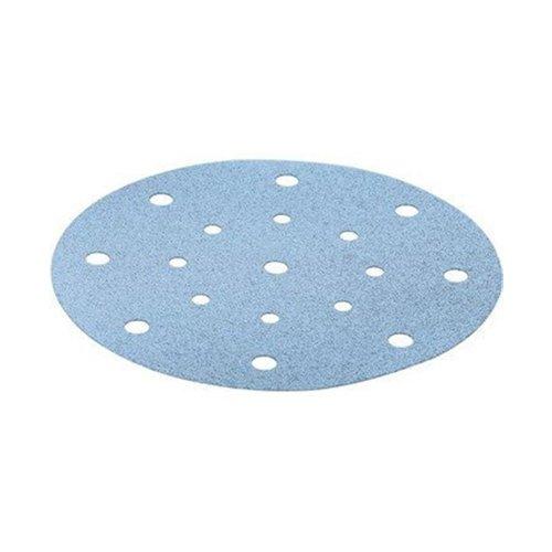 Festool 496989 Granat P800 Grit Abrasives for Ets 150Ro 150Lex 150 Sanders 50-Pack