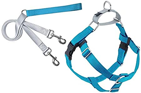 2 Hounds Design Freedom No-Pull Dog Harness with Leash, X-Large