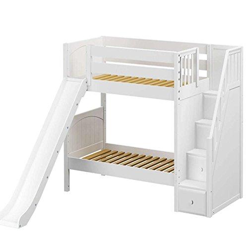 Price comparison product image Childrens Bunk Beds - Charlie Loft Bunk Beds