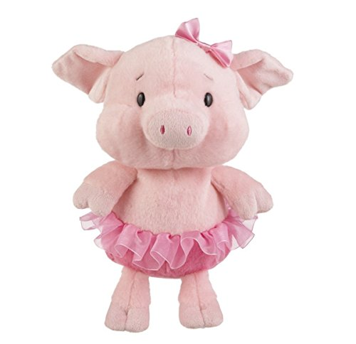 Ganz Portia Ballerina Piggy Plush 8.5