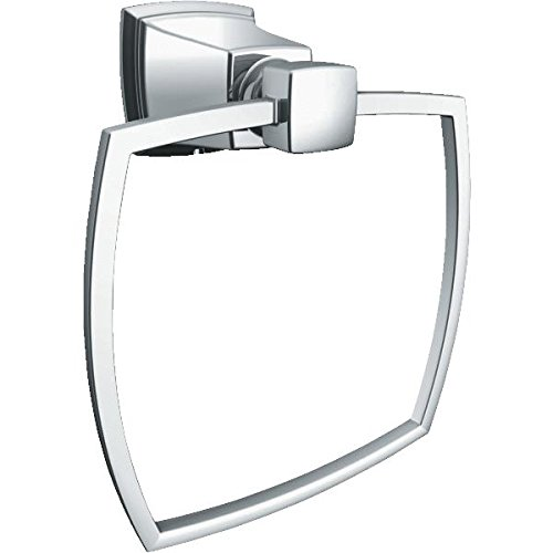 MOEN/FAUCETS Y3286CH Boardwalk Chrome Towel Ring by Moen/Faucets