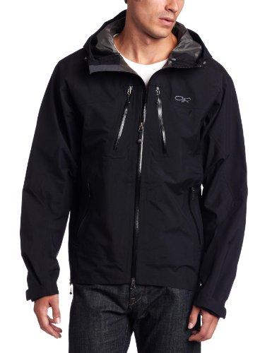 Outdoor Research Men's Furio Jacket-Black-XXL
