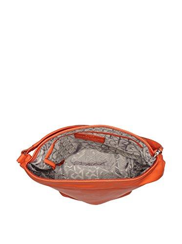 BREE Fantastic 4 Besace à courte bandoulière en burnt orange