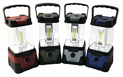 LED Emergency Lantern Camping Lights for Hiking, Emergencies, Hurricanes, Outages, Storms, 4 Pack