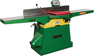 """Woodtek 148292, Machinery, Jointers & Planers, 10"""" Jointer Straight Knife 2hp 1ph"""