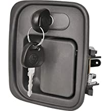 Maçaneta Externa Porta Dianteira- Universal Lado Esquerdo C/Chave - Mercedes-Benz Atron -ref:50279