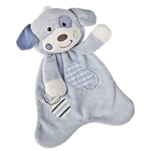 Mary Meyer Baby Cheery Cheeks Lovey, Woof Woof Puppy (Discontinued by Manufacturer)