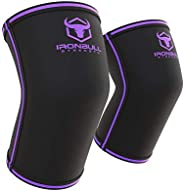 Elbow Sleeves 5mm (1 Pair) - High Performance Elbow Sleeve Support for Weightlifting, Weight Training & Po