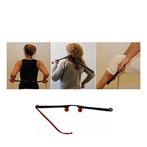 Acu-Masseur - the do-it-yourself massage tool