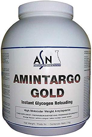 ASN AMINTARGO GOLD - naranja - 2kg: Amazon.es: Salud y ...